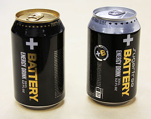 Battery Energy Drink - Battery Energy Drink