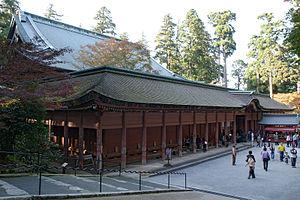 Enryaku-ji - Konpon-chūdō (根本中堂), Enryaku-ji's main hall