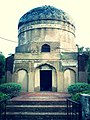Entrance of tomb with stairs - Tomb of Buddu.jpg