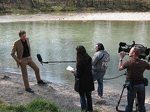 Klaus Schnellenkamp - Interview with the German Television ARD-Brisant © 2007