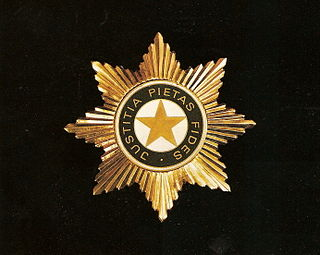 Honorary Order of the Yellow Star order