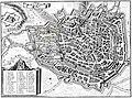Erfurt 1650 (Merian) mit Markierung Zisterzienserinnenkloster St. Martin.jpg