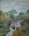 Ernest de Chamaillard Paysage breton (Vitré).jpg