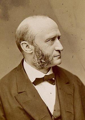 Ernst Wilhelm von Brücke - Ernst von Brücke.