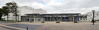 Esbjerg Performing Arts Centre - Image: Esbjerg Musikhaus