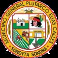 Escudo de General Plutarco Elías Calles Sonora.png