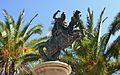 Escultura de sant Jordi, Fontilles.JPG