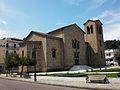 Església al poble d'Olímpia, Grècia.JPG