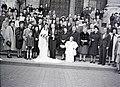 Esküvői fotó, 1948 Budapest. Fortepan 105304.jpg