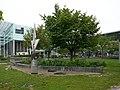 Esperanto-Denkmal - Hauptbahnhof Linz (3).jpg