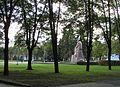 Esplanāde, Raiņa piemineklis 3, Rīga.JPG