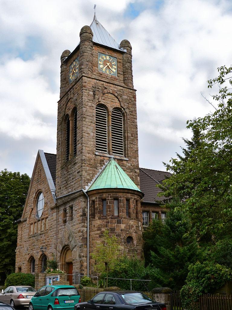 Datei:Essen-Heisingen, Pauluskirche.JPG – Wikipedia