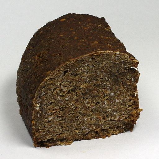 Essene Bread Spelt Sproud cut