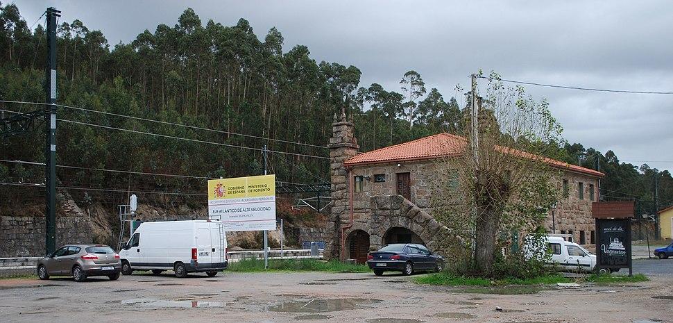 Estación de Uxes Arteixo WGL
