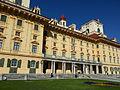 Esterházi-kastély főhomlokzata Kismartonban.jpg