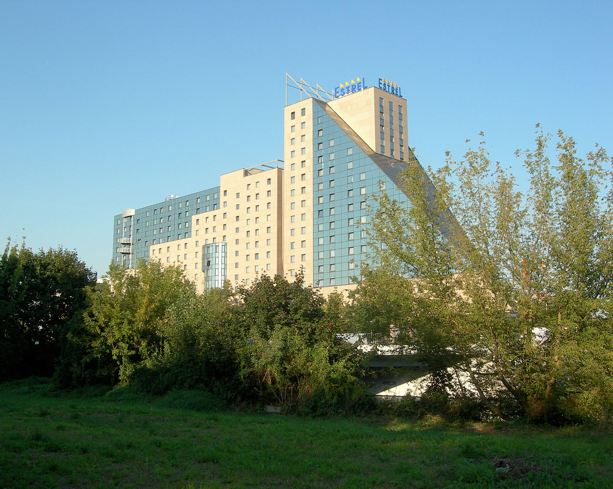 Berlin Hotel Estrel Veranstaltungen