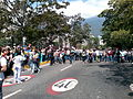 Estudiantes en la Plaza Francia de Altamira.jpg