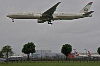 A6-ETM - B77W - Etihad Airways