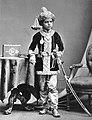 Etoile du Sud Inde Sayaji Rao III vers 1890.jpg