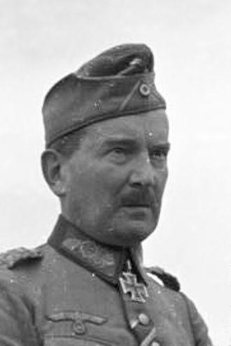 Eugen Ritter von Schobert - Image: Eugen von Schobert Portrait (1941 07 01) fake