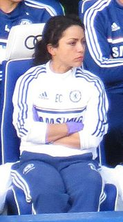 Eva Carneiro Gibraltar-born British sports medicine specialist
