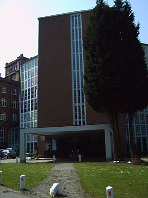 Evangelical Theological Faculty - Image: Evangelische Theologische Faculteit