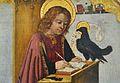 Evangelistes (detall de sant Joan), Joan Reixach, Museu de Belles Arts de València.JPG