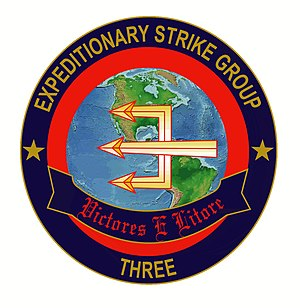 Expeditionary Strike Group 3 - Image: Expeditionary Strike Group 3A