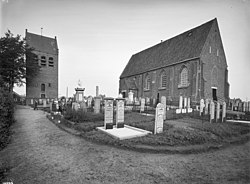 Protestant Church in 1936