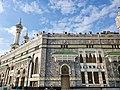 Exterior view of the Grand Mosque of Mecca, Saudi Arabia (8).jpg