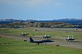 F-15s of 48th FW at Bodø Main Air Station in September 2013.JPG