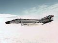 F-4B Phantom II of VF-41 in flight in 1973.jpg