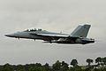 F-A-18F Super Hornet - RIAT 2014 (16206196606).jpg