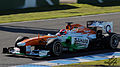F1 2013 Jerez test - Force India.jpg
