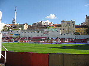 FK Viktoria Žižkov - Viktoria Stadion
