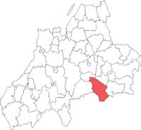 Bäckaby landskommune i Jönköpings amt