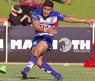 Faamanu Brown Samoa international rugby league footballer