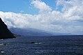 Fajã da Baíxa, Paisagem de fundo, Lajes do Pico, ilha do Pico, Açores, Portugal.JPG