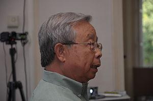 Fang Lizhi - Image: Fang Lizhi (10455498385)