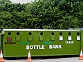 Farewell to the Bottle Bank at Tring Recycling Centre - geograph.org.uk - 1405745.jpg