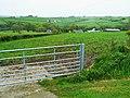 Farmland, Cilpost Farm, Cwmfelin-boeth - geograph.org.uk - 1317847.jpg