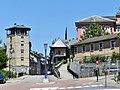 Faubourg Reclus et Montée Haute-Bise à Chambéry (juin 2017).JPG