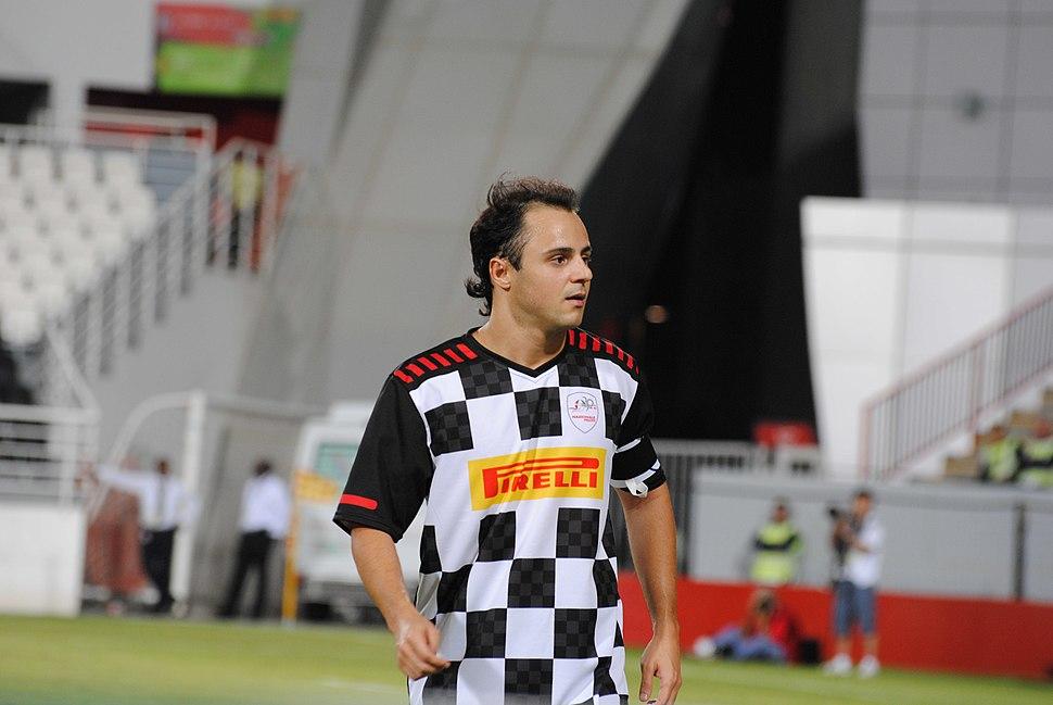 Felipe Massa Football