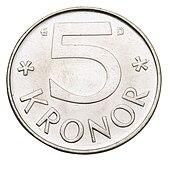 5 Kronen