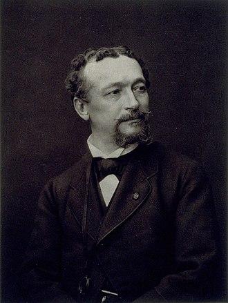 Édouard Dubufe - Image: Ferdinand Mulnier Portrait de Édouard Louis Dubufe