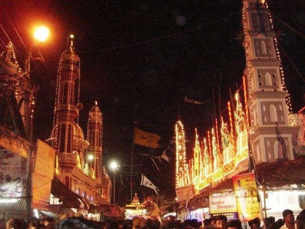Festival Ganduri at karaikal