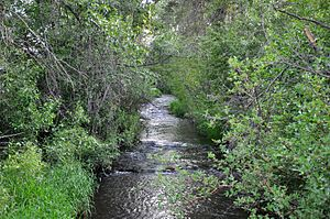 Fifteenmile Creek in Dufur, Oregon.jpg