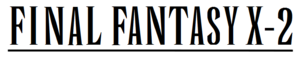 Immagine Final Fantasy X-2 wordmark.png.