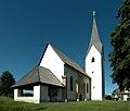 Finkenstein am Faaker See Faak Filialkirche hl. Georg SW-Ansicht 31052008 01.jpg