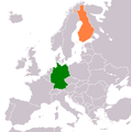 Finland Germany Locator.png